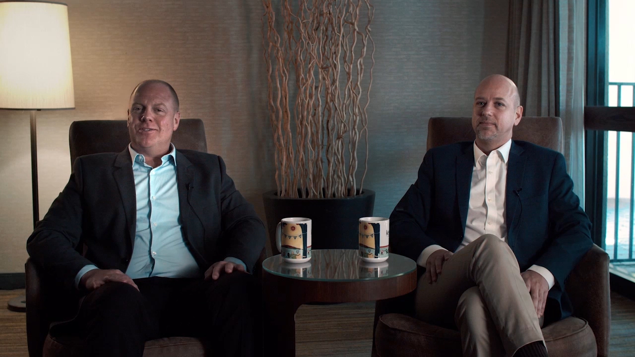 Hear from founders Craig Luce and Steve Buttitta on how Keena got started and their vision for the future.