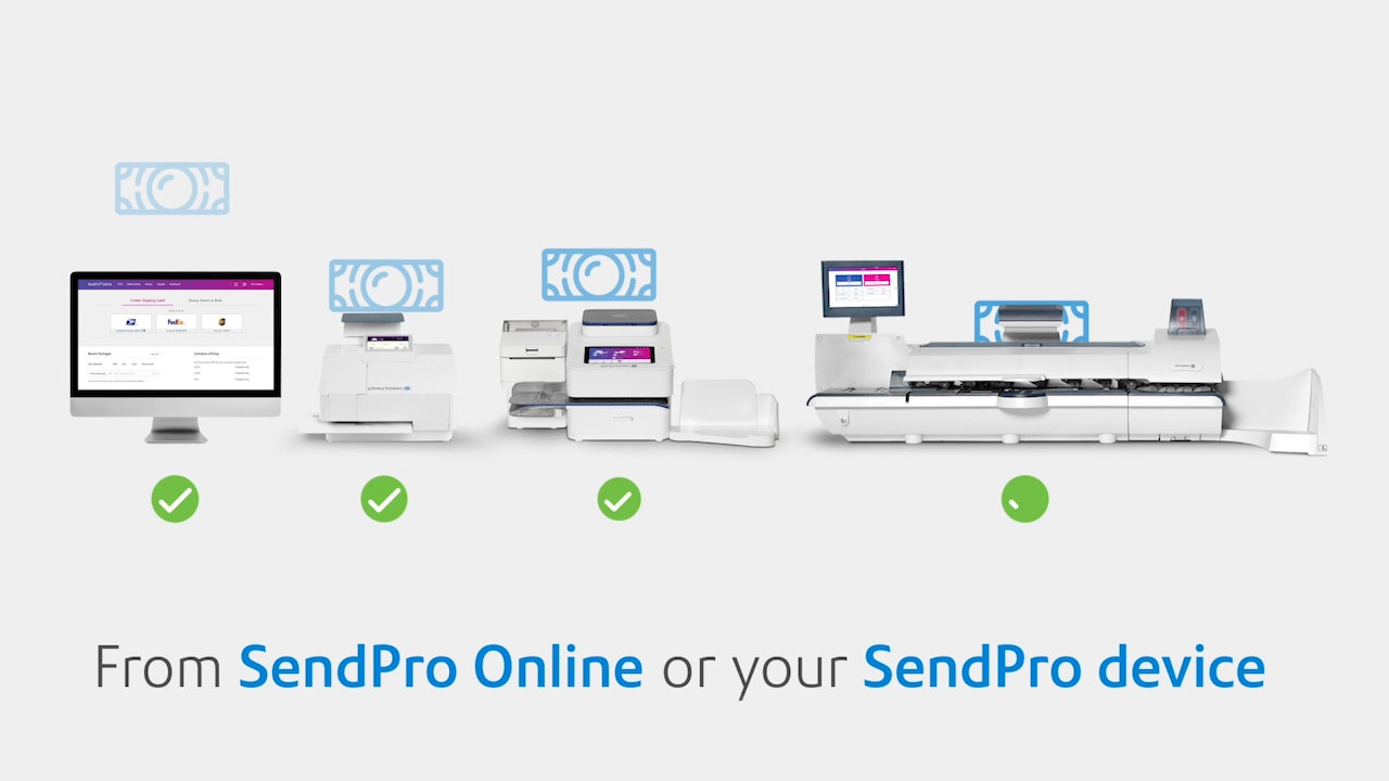 Savings made simple with SendPro