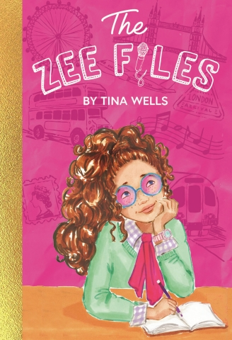 Cover art for new Zee Files series (Graphic: Business Wire)