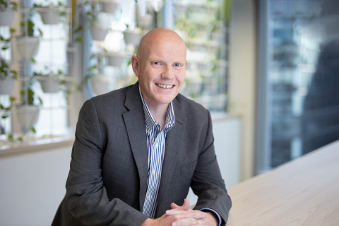 John Tait of TNS (Photo: Business Wire)