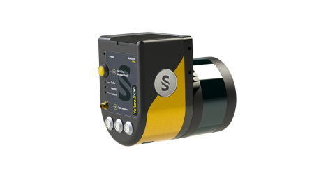 The YellowScan Surveyor Ultra uses a Velodyne Ultra Puck™ sensor to help achieve the high precision and accuracy needed in aerial 3D mapping. (Photo: YellowScan)