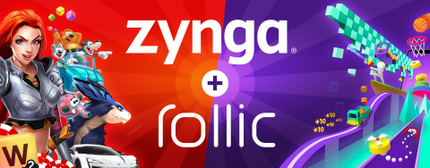 Zynga Enters Into Agreement to Acquire Istanbul-based Rollic (Graphic: Business Wire)