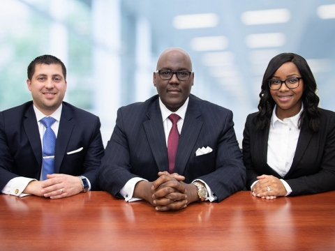 Henriquez Cirelli Group, Ameriprise Financial. From left to right: Scott Cirelli, Donald Henriquez III, Christal Generoso. (Photo: Henriquez Cirelli Group)