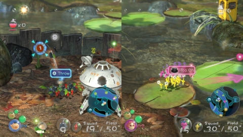 Pikmin 3 Deluxe delivers a full suite of additions and enhancements, including the ability to play the whole Story mode in co-op with a friend, new side-story missions which can also be played in co-op and all the Mission mode DLC stages from the original game's release. (Photo: Business Wire)