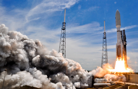 Credit: ULA / Previous Atlas V launch