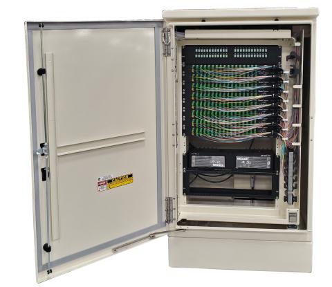 CommScope FDH3000 AgileMax Cabinet (Photo: Business Wire)