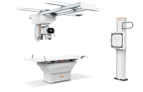 CARESTREAM DRX-Compass X-ray System