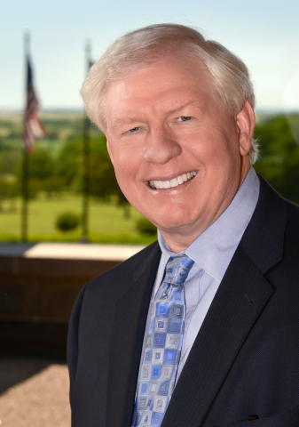 Grady Rosier announces his retirement as President and CEO of McLane Company, Inc. (Photo: Business Wire)