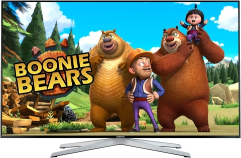 Boonie Bears from Fantawild (Graphic: Business Wire)