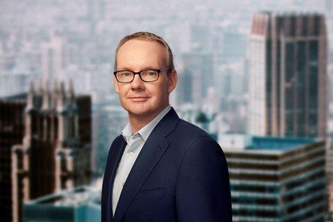 David Lynn, President and CEO, ViacomCBS Networks International (VCNI) (Photo: Business Wire)