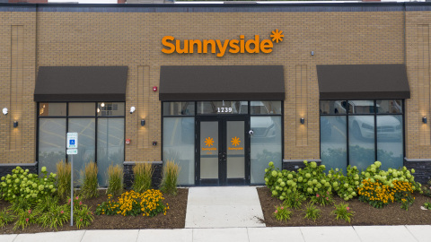 Cresco Labs opens its ninth Illinois Sunnyside Dispensary today adjacent to Schaumburg's Woodfield Mall (Photo: Business Wire)