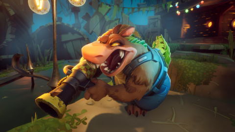 Crash and Coco will be joined by a new playable character in Crash Bandicoot™ 4: It's About Time™. Fan-favorite Dingodile – half dingo, half crocodile – is back and tail-slapping his way through crates for the first time in the platform adventure game! Crash Bandicoot 4: It's About Time will be available for PlayStation® 4, PlayStation® 4 Pro, Xbox One and Xbox One X on October 2, 2020. Pre-orders are live now for a suggested retail price of $59.99 in the U.S. (Graphic: Business Wire)