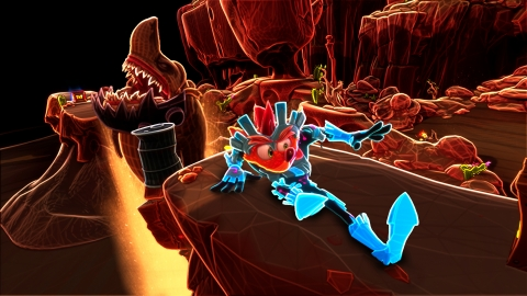 Crash Bandicoot™ 4: It's About Time is bringing an all-new style of play called: N. Verted mode that brings alternate perspectives, sound effects, extra additional transformations, and more to the gameplay experience. Experience this bizarre take on levels when the brand-new video game launches worldwide on October 2, 2020 for PlayStation® 4, PlayStation® 4 Pro, Xbox One and Xbox One X. (Graphic: Business Wire)