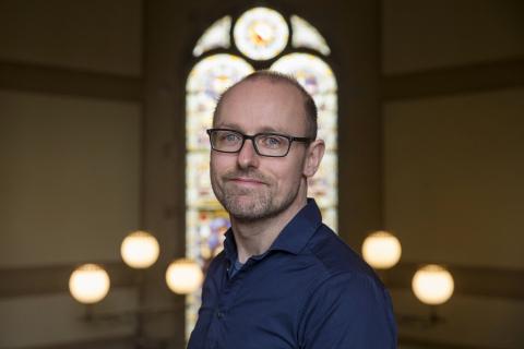 Richard Scheltema, Utrecht University (Photo: Business Wire)