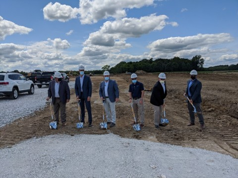 Del Webb Breaks Ground on Third Indianapolis Community, Kimblewick (Photo: Business Wire)