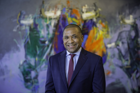 Eldridge Burns, Executive Vice President and Chief Legal Officer (Photo: Business Wire)