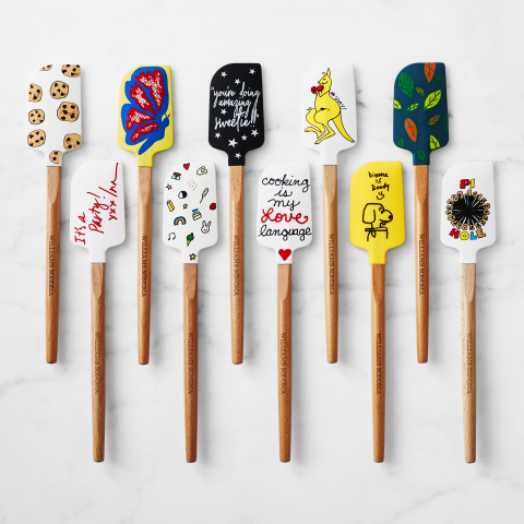 Celebrity Designed Spatulas Benefiting No Kid Hungry Available Now at Williams Sonoma (Photo: Business Wire).