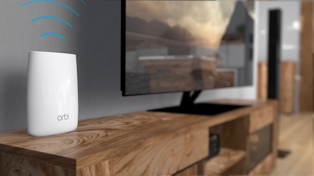 The Orbi 4G LTE Advanced WiFi Router (LBR20) is the industry's first tri-band mesh system with LTE-A Cat 18 modem technology, which is perfectly suited for those who experience limited or no access to traditional wired broadband or require a network connection for limited time frames.