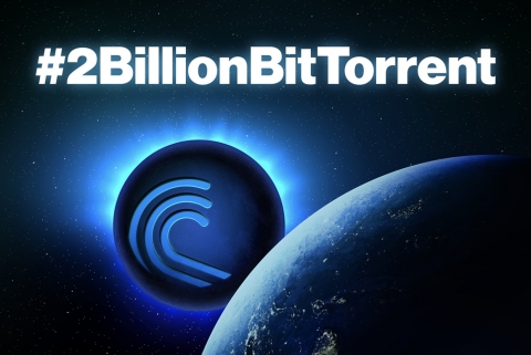 BitTorrent Inc. has historically surpassed 2 billion installations (Graphic: Business Wire)