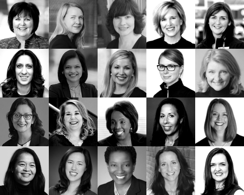 """""""These 20 women are making a difference in today's definitively different world,"""" Silvio Tavares, CardLinx President and CEO (Photo: Business Wire)"""