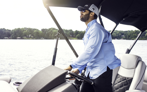 Columbia will leverage its first NASCAR driver and team sponsorship to promote its innovative product lines and proprietary technologies, including its PFG (Performance Fishing Gear) collection. (Photo: Business Wire)