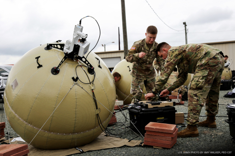 Cubic wins contract from U.S. Special Operations Command to deliver satellite and baseband communications. (Photo: Business Wire)