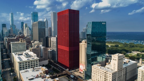333 South Wabash (Photo: Business Wire)