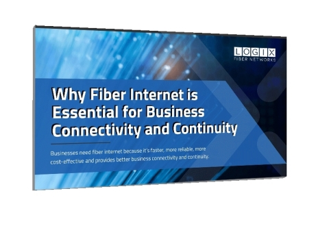 """Executive Report, titled """"Why Fiber Internet is Better for Business Internet and Phone"""" (Graphic: Business Wire)"""