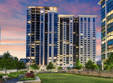 AMLI Lenox in Atlanta, which was Certified at LEED Gold this year (Photo: Business Wire)