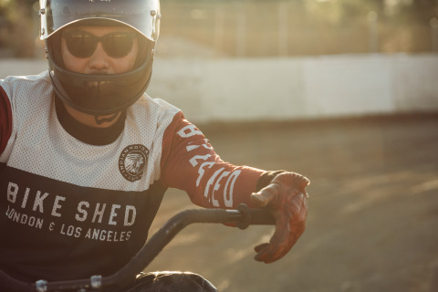 The Bike Shed Celebrates American Motorcycling with Indian Motorcycle; Two Passion-Fueled Motorcycle Brands Celebrate the Soon-to-Open Bike Shed Los Angeles Destination (Photo: Business Wire)