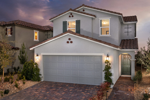 KB Home announces the grand opening of Saguaro, its latest new home community in Las Vegas. (Photo: Business Wire)
