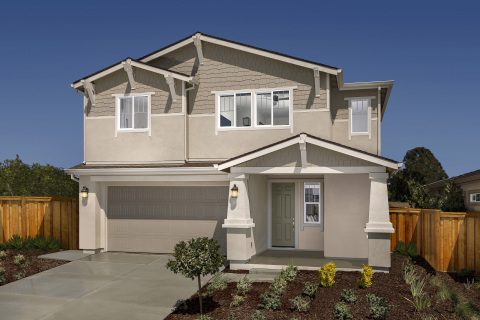 KB Home announces the grand opening of Ashbury, its latest new home community in Oakley, California. (Photo: Business Wire)