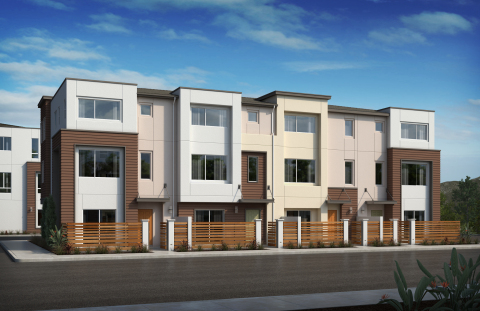 KB Home announces the grand opening of Stonefield, its latest new-home community in a prime Gardena, California location, priced from the $610,000s. (Photo: Business Wire)