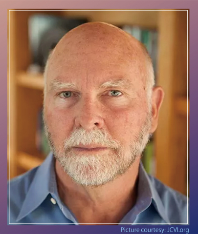 Dr. John Craig Venter, recipient of the 2020 - Edogawa NICHE Prize, for his contribution to research and development pertaining to the Human genome. (Photo: Business Wire)
