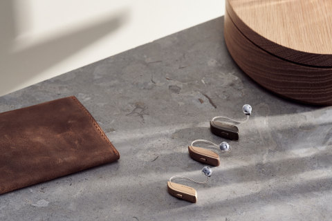 ReSound ONE: an entirely new class of hearing aids that offers a truly individualized hearing experience and the best sound quality for every user