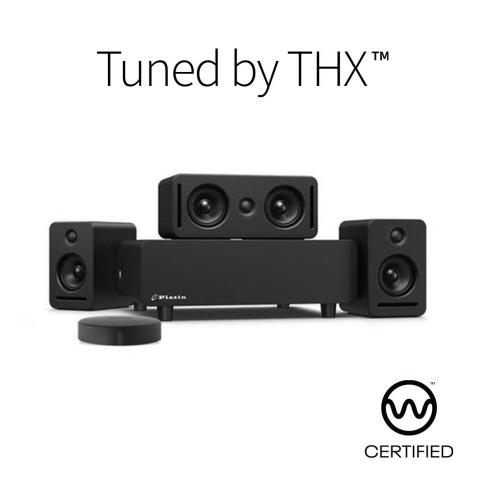 Tuned by THX Platin Monaco 3.1 Plus Axiim Link Wireless Home Theater System