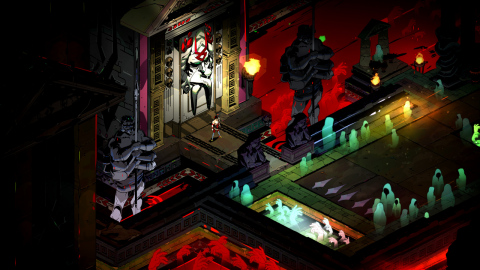 Hades is a god-like, rogue-like dungeon crawler that combines the best aspects of Supergiant's critically acclaimed titles, from the fast-paced action of Bastion to the rich atmosphere and depth of Transistor. (Photo: Business Wire)
