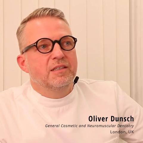 """*1 Zahnarzt Oliver Dunsch: """"ION-Sei ermöglicht eine gezieltere und tiefere Reinigung mit Hilfe von Ionen. Das Produkt ist besonders für empfindliche Zähne und Zahnfleisch zu empfehlen, da sie den Zahnschmelz und das Zahnfleisch nicht beschädigt. (Foto: Business Wire)"""