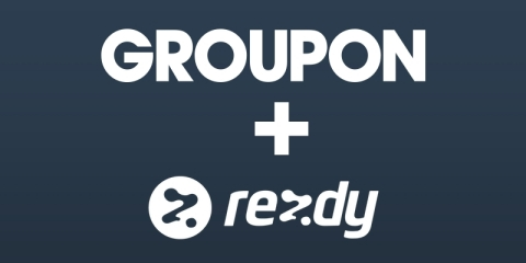 Groupon named Rezdy as the company's first Groupon Connect™ booking and API partner. (Graphic: Business Wire)