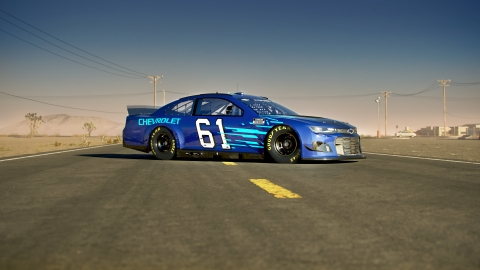 NASCAR and Zynga Bring Iconic Race Car to CSR Racing 2 (Photo: Business Wire)