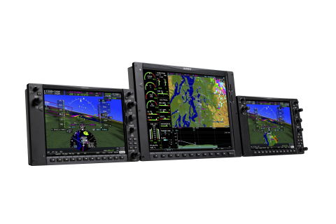 G1000 NXi integrated flight deck for the Piper Meridian (Photo: Business Wire)