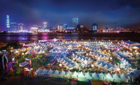 Hong Kong Wine & Dine Festival (写真:ビジネスワイヤ)