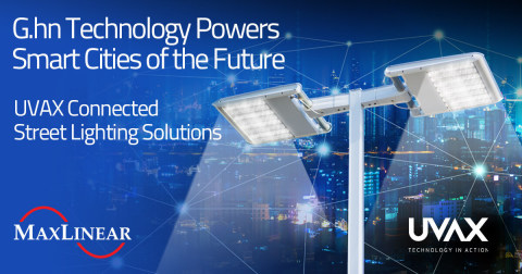 G.hn Technology Powers Smart Cities of the Future (Photo: Business Wire)