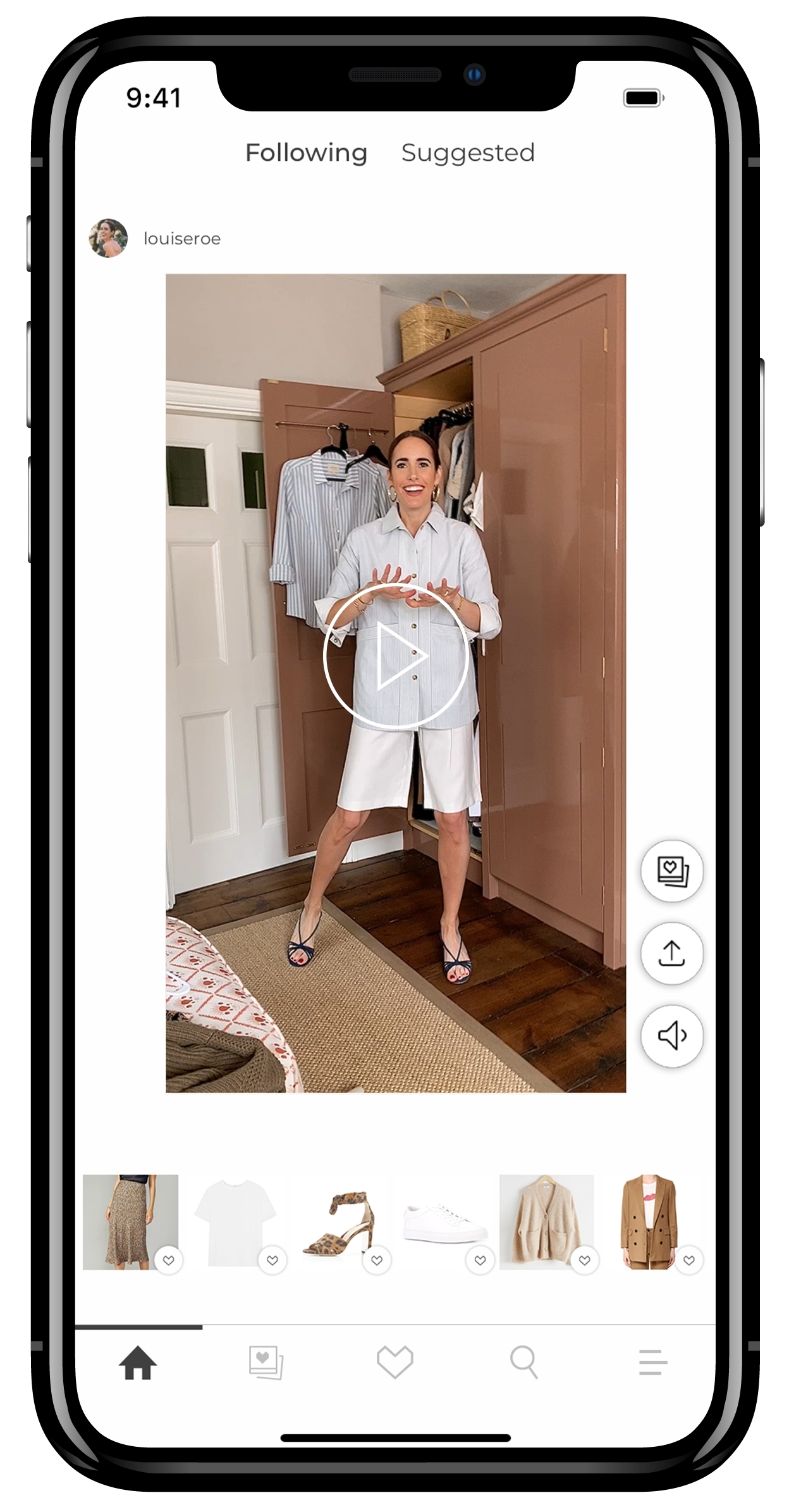 Rewardstyle S Influencer Driven Shopping App Liketoknow It Expands Into Video Shopping Business Wire