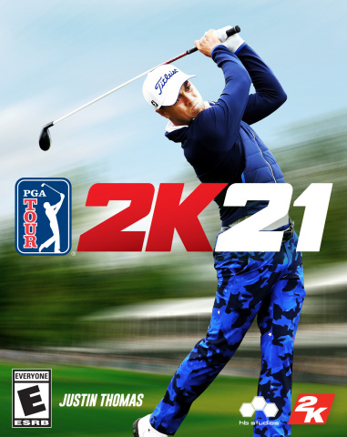 For seasoned golf pros and rookies alike, your tee time has finally arrived: PGA TOUR® 2K21 is available now for the PlayStation®4 system, the Xbox One family of devices, including the Xbox One X and Windows PC via Steam, Nintendo Switch™ system* and Stadia.(Graphic: Business Wire)