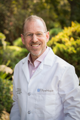 Charles Brenner, Ph.D., Professor and Chair of the Department of Diabetes and Cancer Metabolism at City of Hope (Photo: Business Wire)