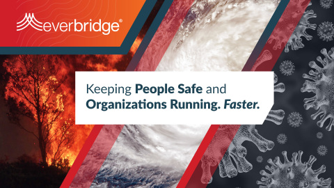 Many U.S. Cities Utilize Everbridge to Mitigate the Compounding Threat from Overlapping Crises: COVID-19 Pandemic, Wildfires and Hurricanes (Photo: Business Wire)
