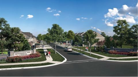 Renaissance Park at Geauga Lake by Pulte Homes (Photo: Business Wire)
