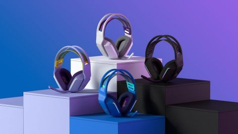 Introducing the Logitech G733 Gaming Headset, the foundation of the new Color Collection from Logitech G (Photo: Business Wire)