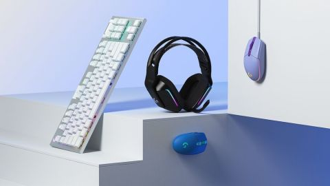 Play Your Way with the New Logitech G Color Collection of Gaming Gear (Photo: Business Wire)